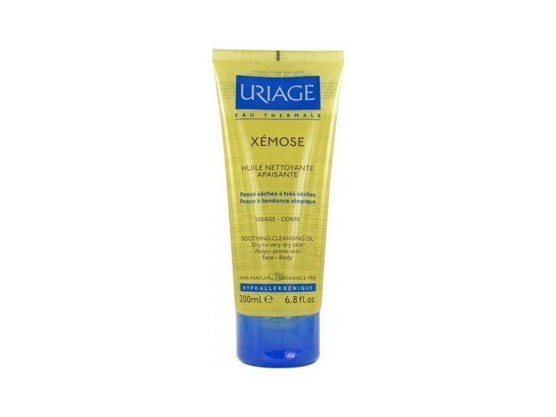 Uriage Xémose Soothing Cleansing Oil 200 Ml