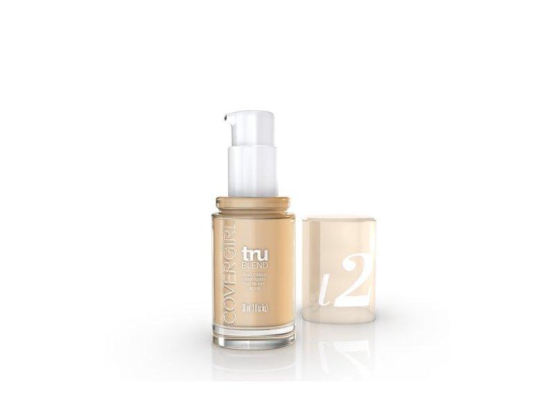 CoverGirl Trublend Liquid Makeup, Classic Ivory L2, 1 fl oz