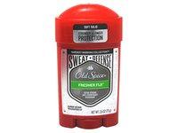 Old Spice Hardest Working Collection Sweat Defense Anti-Perspirant & Deodorant, Fresher Fiji, 2.6 oz - Image 2