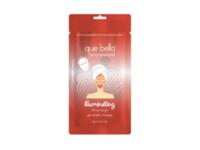 Que Bella Illuminating Sheet Mask, Citrus Surge, 0.5 oz - Image 2