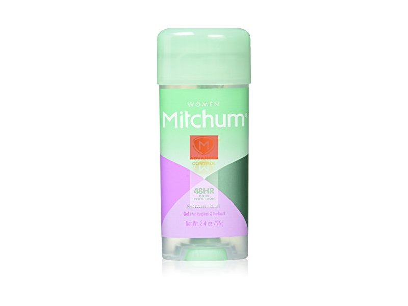 Mitchum 2 Piece Gel, Shower Fresh, 6.8 Ounce