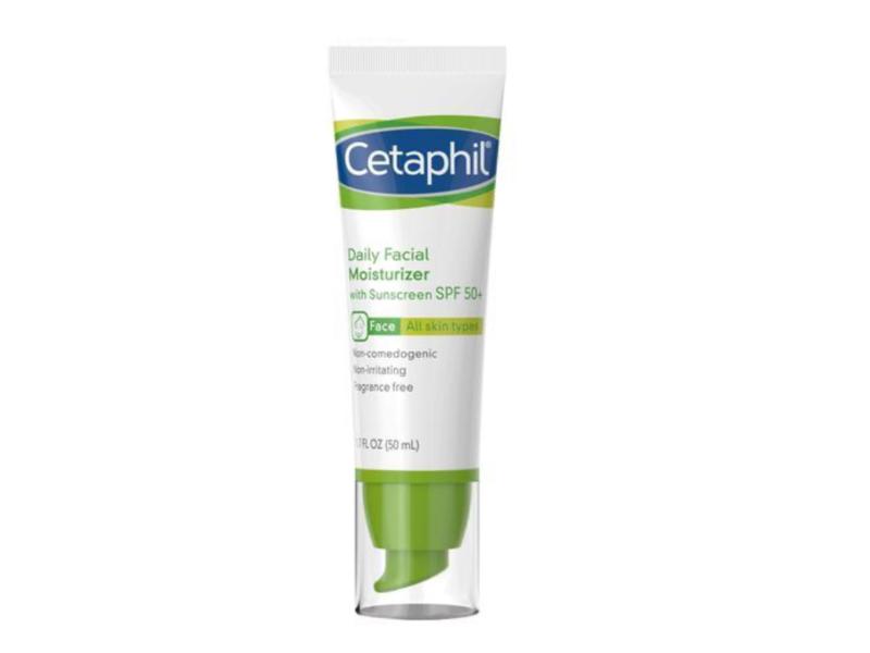 Cetaphil Daily Facial Moisturizer SPF 50