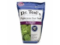 Dr. Teal's Peppermint Foot Soak, Revitalize, 2 lb - Image 2