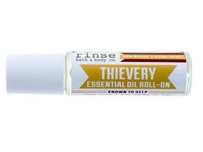Rinse Bath & Body Co. Thievery Essential Oil Roll-On, 0.44 fl oz