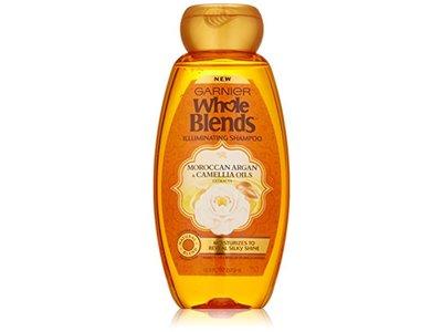 Garnier Whole Blends Illuminating Shampoo, 12.5 floz