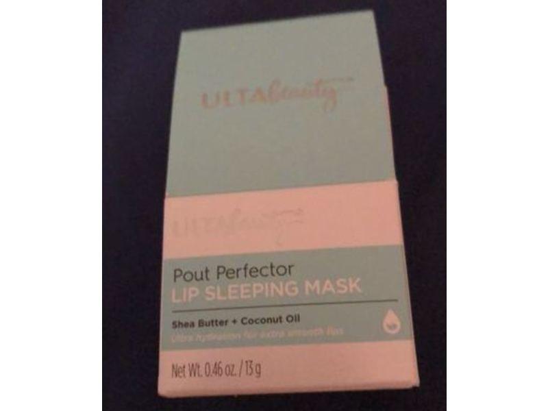 ULTAbeauty Pout Perfector Lip Sleeping Mask, 0.46 oz/13 g