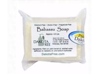 Dakota Free Babassu soap (Head to Toe Shampoo), 4.5 oz - Image 2