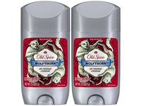 Old Spice Wild Collection Invisible Solid Antiperspirant Deodorant, Wolfthorn, 2.6 Ounce - Image 2