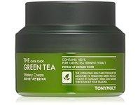 TONYMOLY The Chok Chok Green Tea Watery Cream, 2.02 Fl Oz - Image 2