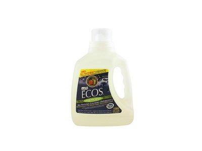 Earth Friendly Ultra Liquid Laundry Detergent, Lemongrass, 100 fl oz