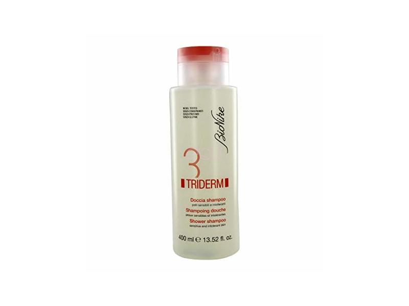 BioNike Triderm Shower Shampoo, 13.52 oz