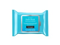Neutrogena Hydro Boost Facial Cleansing Wipes with Hyaluronic Acid, 25 wipes - Image 3