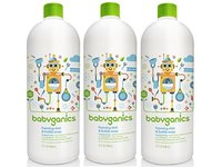 BabyGanics Foaming Dish Soap Refill, 32 fl. oz. (Pack of 3) - Image 2