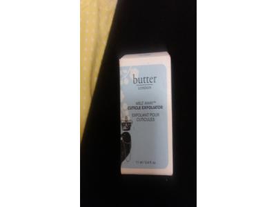 Butter London Melt Away Cuticle Exfoliator, 0.4 fl oz - Image 3