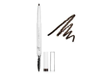 e.l.f. Essential Instant Lift Brow Pencil - Deep Brown - Image 1