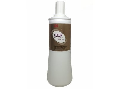 Wella Perfect 6 Percent Stabilized Cream Developer Hair Color, 32 Ounce