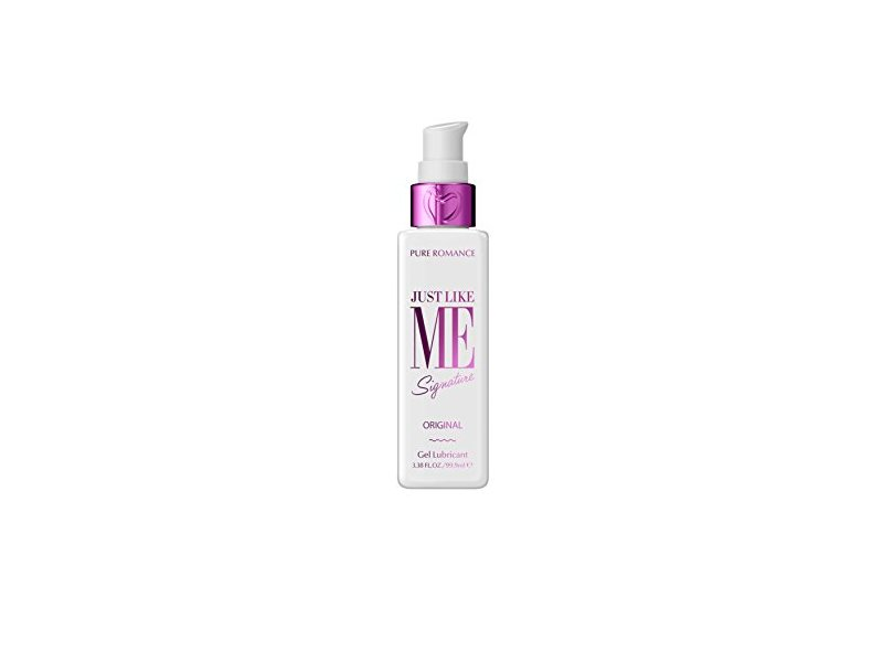 Pure Romance Just Like Me Signature Water Based Personal Lubricant, Original, 3.38 fl oz