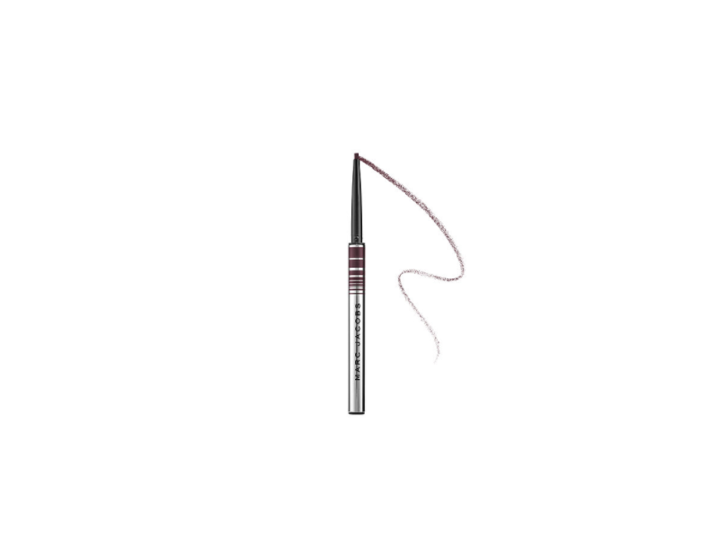 Marc Jacobs Fineliner Ultra-Skinny Gel Eye Crayon Eyeliner, Blacquer(Berry), 0.0038 oz