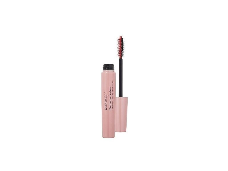 Ulta Beauty Maximum Lashes Mascara, Jet Black, 0.29 fl oz