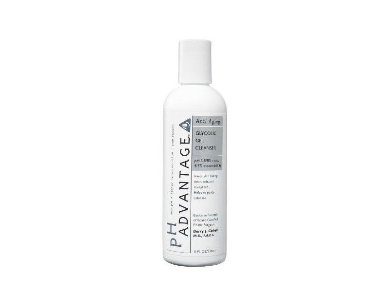 pH Advantage Glycolic Anti-Aging Gel Cleanser-8 oz