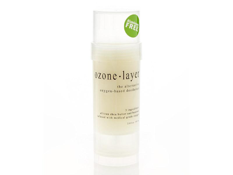 Ozone Layer Deodorant, Unscented, 2.0 fl oz