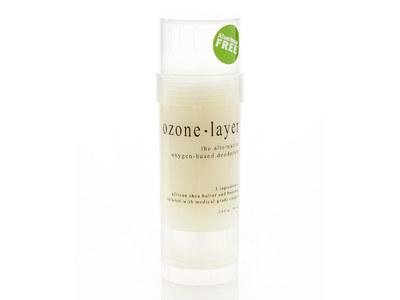 Ozone Layer Deodorant, Unscented, 2.0 fl oz - Image 1