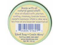 Island Soap and Candle Works, Salve Surfers Travel Tin Small, 0.8 Ounce - Image 8