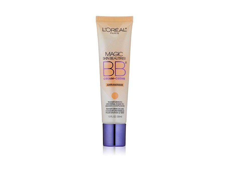 L'oreal Paris Magic Skin Beautifier BB Cream, Anti-Fatigue, 1.0 fl oz
