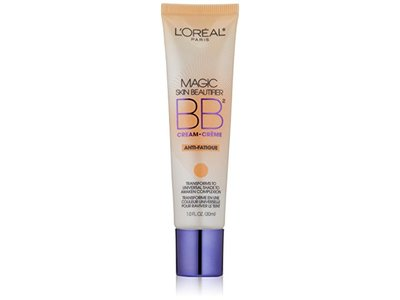 L'oreal Paris Magic Skin Beautifier BB Cream, Anti-Fatigue, 1.0 fl oz