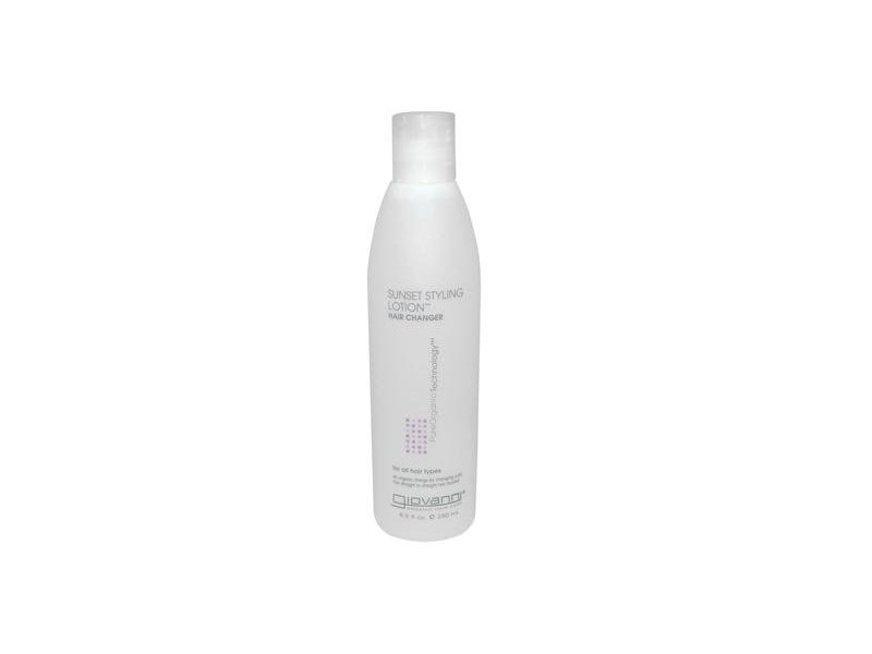 Giovanni Sunset Sculpture Styling Lotion, Lavender, 8.5 oz