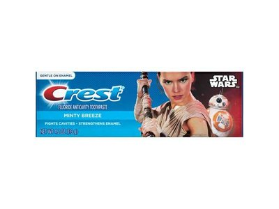 Crest Pro Health Flex Pack Star Wars Minty Breeze Toothpaste, 4.2 Ounce - Image 1