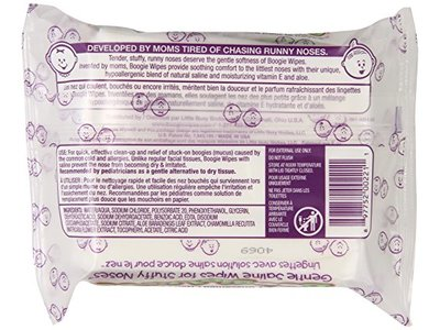 Boogie Infant Wipes, Unscented, 30 Count (Pack of 12) - Image 6