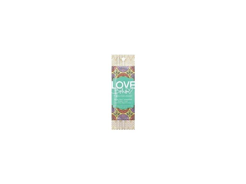 Swedish Beauty Love Boho Intensifier Tanning Lotion Packet, 0.5 fl oz/15 mL