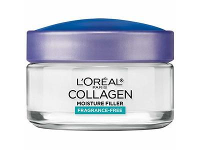L'Oreal Collagen Face Moisturizer, Fragrance-Free