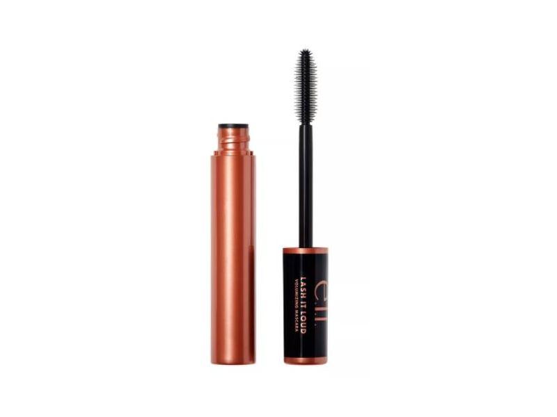 Elf Cosmetics Lash It Loud Volumizing Mascara, Black, 0.24 oz/7 g