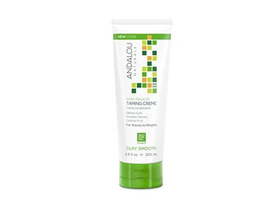 Andalou Naturals Exotic Marula Oil Silky Smooth Taming Creme, 6.8 fl oz