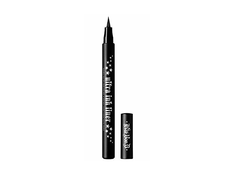 Kat Von D Ultra Ink Liner in Trooper Black - Flexible Tip Liquid Eyeliner Full Size 1.6ml