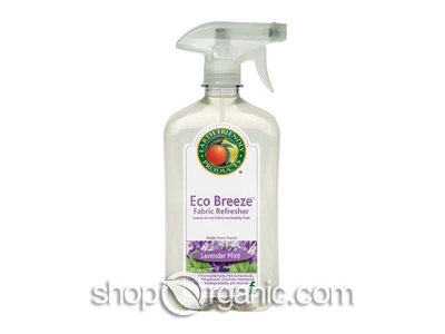 Earth Friendly Eco Breeze Fabric Refresher, Lavender Mint, 22 fl oz