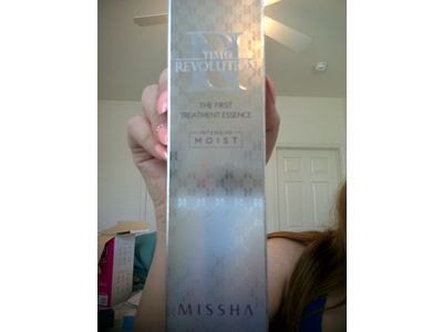 MISSHA Time Revolution The First Intensive Moist Treatment Essence, 13.9 Ounce - Image 3