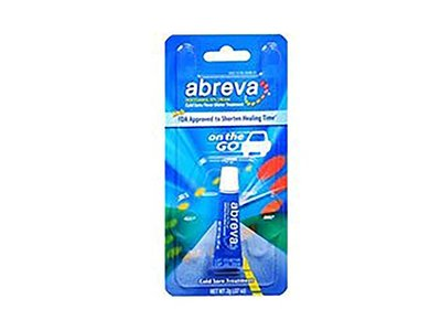 Abreva Cold Sore/Fever Blister Treatment Cream, 2 g - Image 1