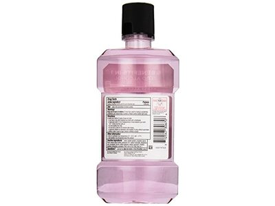 Listerine Total Care Zero, Fresh Mint, 500ml, (Pack of 6) - Image 5