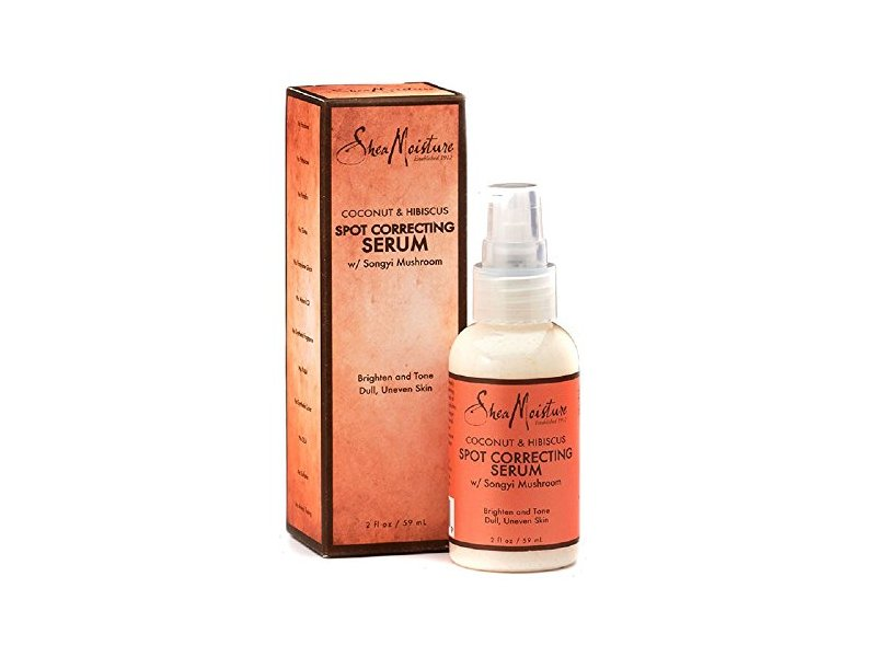 SheaMoisture Coconut & Hibiscus Spot Correct Serum, 2 Ounce
