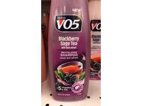 Alberto Vo5 Tea Therapy Blackberry Sage Tea Revitalizing Shampoo, 12.5 oz - Image 3
