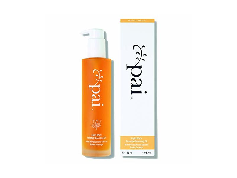 Pai Skincare Light Work Rosehip Cleansing Oil, 145 ml