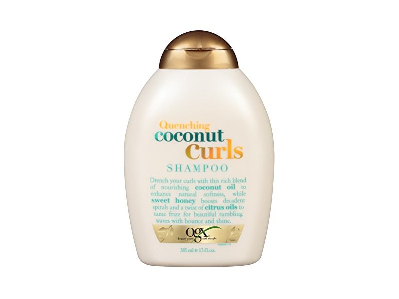 Ogx Shampoo Quenching Coconut Curls 13oz (6 Pack)