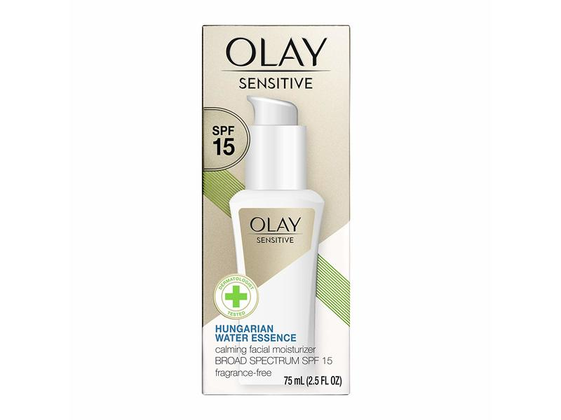 Olay Sensitive Calming Facial Moisturizer SPF 15