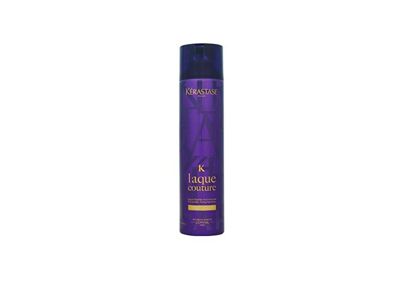Kerastase Laque Couture Micro Mist Fixing Medium Hold Hair Spray, 8.8 Ounce