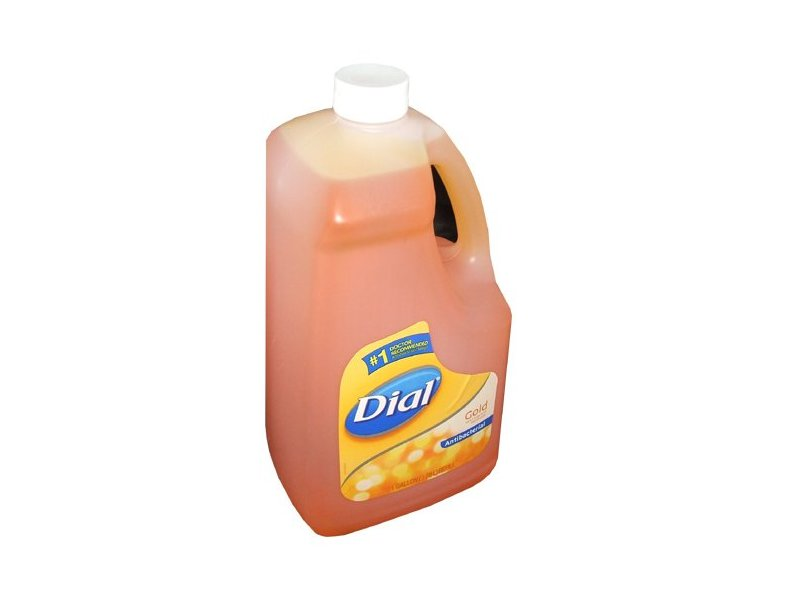 Dial Antibacterial Hand Soap Gold 3 78 L Ingredients And