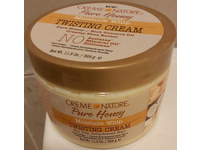 Creme Of Nature Pure Honey Moisture Whip Twisting Cream, 11.5 oz / 326 mL - Image 3