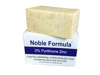 Noble Formula 2% Pyrithione Zinc (ZnP) Original Bar Soap, 3.25 oz - Image 2